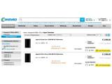 Bild: Conrad listet zwei Mac Pro-Linien. Die Auslieferung soll am 17. Dezember erfolgen.