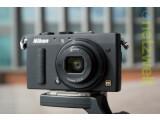 Bild: Die Coolpix A ist eine Kompaktkamera mit APS-C-Sensor und Festbrennweite.