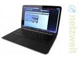 Bild: Demnächst wird es das Dell XPS 13 wohl auch mit hochauflösendem Bildschirm geben.