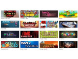Bild: Derzeit gibt es vier kostenlose Spiele im PlayStation Mobile-Shop.