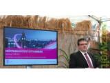 Bild: Die Deutsche Telekom startet ihr Pilotprojekt im Hamburger Hafen.