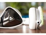 Bild: Die etwa 180 Euro teuren Monster DNA-Kopfhörer sind optisch auffällig gestaltet.