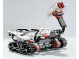 Bild: EV3 ermöglicht Anfängern und Hobby-Technikern die Konstruktion eines Roboters.