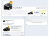 """Bild: Facebook-Schädling unterwegs: Unter anderem versucht die Malware, """"Likes"""" auszulösen und Kommentare auf dieser Seite zu hinterlassen."""