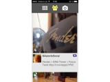 Bild: In dem Feed der App, sind Fotos anderer FocusTwist-Nutzer zu sehen.