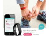 Bild: Fitbit Flex lässt sich bequem am Handgelenk tragen.