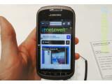 Bild: Das Galaxy Xcover 2 ist ein robustes Samsung-Smartphone.