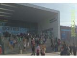 Bild: Die Gamescom 2013 öffnet ihre Pforten.