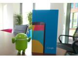Bild: Das Google Nexus 5 ist in der netzwelt-Redaktion eingetroffen.