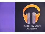 Bild: Google stellt mit Play Music All Access seinen eigenen Streaming-Dienst vor.