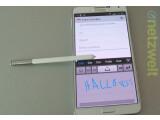 Bild: Die Handschriftenerkennung des Galaxy Note 3 funktioniert ab dem 30. September nicht mehr.