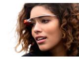 Bild: Hightech-Datenbrille von Google