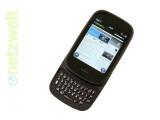 Bild: Das HP Veer lief noch unter webOS. Das kommende Smartphone wird wohl auf Android setzen.