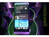 Bild: Das HTC One erhält aktuell ein Update auf Android 4.2.