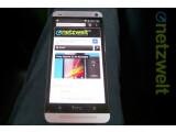 Bild: Vom HTC One soll noch 2013 eine verbesserte Version erscheinen.