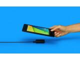 Bild: Induktive Energieübertragung: Google bietet sein kabelloses Ladegerät jetzt auch in Deutschland an.