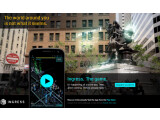 Bild: Ingress ist ein Augmented Reality Game von NianticLabs@Google
