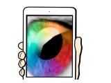 Bild: Das iPad mini 2 wird vermutlich über eine Auflösung von 2.048 x 1.536 Pixel verfügen.