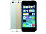 Bild: Das iPhone 5S gibt es in Weiß, Schwarz und Gold.