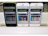 Bild: iPhone-Käufer haben in diesem Jahr die Qual der Wahl: iPhone 5c (links), iPhone 5s (Mitte) oder iPhone 5 (rechts).