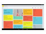 Bild: Die Keep-Anwendung für Android listet Notizen übersichtlich, das Verwalten gestaltet sich unkompliziert.