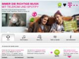 Bild: Die Kooperation von Telekom und Spotify ist streng genommen eine Verletzung der Netzneutralität.