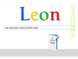 Bild: Leon, die Suchmaschine mit Monopol-Stellung.