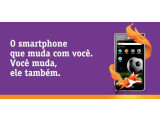 Bild: Das LG Fireweb ist ein neues Smartphone mit Firefox OS. Es ist vorerst nur in Brasilien erhältlich.