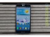 Bild: Das LG Optimus G Pro stellt sich dem netzwelt-Test.
