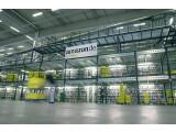 """Bild: Das Logistikzentrum in Bad Hersfeld erlangte durch die Reportage """"Ausgeliefert! Leiharbeiter bei Amazon"""" fragwürdigen Ruhm."""