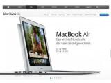 Bild: MacBook Air: Neuauflage auf der WWDC?