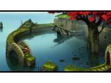 Bild: Malerische Szenerien wie diese, prägen das Spiel.