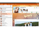 Bild: Messenger-Update: ChatON unterstützt jetzt auch den SMS- und MMS-Versand und -Empfang.