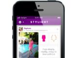 Bild: In der Mode-Community Stylight lässt sich nun auch mittels iOS-App stöbern.