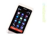 Bild: Der Nachfolger des Nokia Lumia 920 soll wie das Nokia N8 (Bild) ein Aluminium-Gehäuse aufweisen.