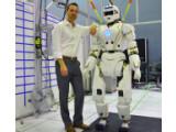 Bild: Die NASA hat einen Menschen-großen Roboter entwickelt.