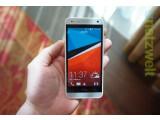Bild: Netzwelt konnte das HTC One mini im Rahmen der IFA Preview in Hamburg ausprobieren.