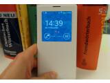 Bild: Netzwelt hat das S View Cover für das Galaxy Note 3 ausprobiert.