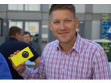 Bild: Netzwelt sprach auf der IFA mit Jens Garberding, Produktmanager für Windows Phone bei Microsoft Deutschland, unter anderem über den Kauf des Handygeschäfts von Nokia.