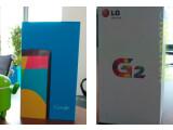 Bild: Netzwelt vergleicht das Google Nexus 5 (links) und das LG G2 (rechts).