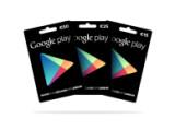 Bild: Neu: Die Google-Play-Geschenkkarten sind in Deutschland erhältlich.