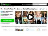 Bild: Auf der neuen Online-Plattform sollen Anwender MP3-Musik kaufen und verkaufen - wenn Ihnen die US-Rechtsprechung kein Strich durch die Rechnung macht.