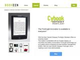 Bild: Neuer E-Book-Reader: der Bookeen Cybook Odyssey Frontlight.