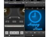 Bild: Die neugestaltete Podcast-App (rechts) könnte 9to5Mac zufolge einen Vorgeschmack auf das neue iOS-Design geben.