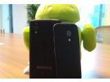 Bild: Nexus 5 (links) oder Moto G (rechts)? Netzwelt hilft Ihnen bei der Kaufentscheidung.