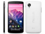 Bild: Das Nexus 5 soll es auch in Weiß geben.