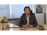 Bild: Nintendo Europe-Chef Satoru Shibata kündigte noch einmal Wii Karaoke U an.