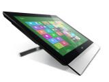 Bild: Noch in diesem Monat zum Preis von 800 Euro erhältlich: Acer T272HUL mit 27 Zoll großem Touchscreen.