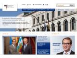 Bild: Noch nicht fertig ist die neue Website des Bundesministeriums für Verkehr und digitale Infrastruktur.
