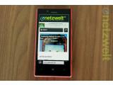 Bild: Das Nokia Lumia 720 ist ein Allrounder mit schickem Design.